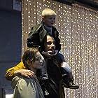 Marion Cotillard, Matthias Schoenaerts, and Armand Verdure in De rouille et d'os (2012)