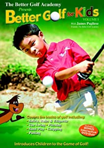 Movie ready download The Better Golf Academy Presents: Better Golf for Kids, Volume I [mpg]