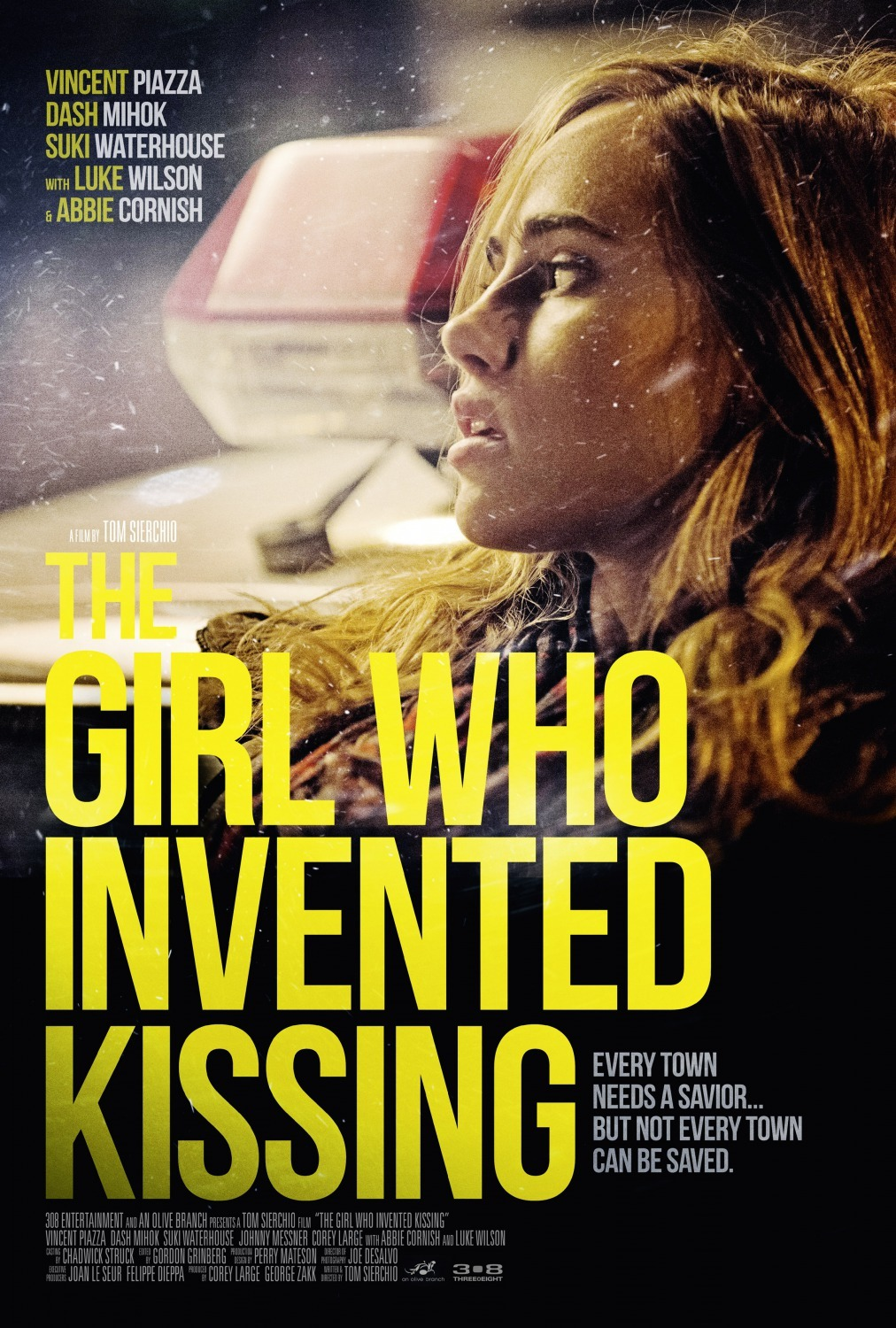 The Girl Who Invented Kissing (2017) WEBRip 720p