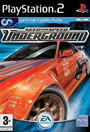 Need for Speed: Underground(2003) Poster - Movie Forum, Cast, Reviews