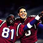 David Denman and Orlando Jones in The Replacements (2000)