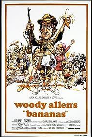 Bananas (1971) Poster - Movie Forum, Cast, Reviews
