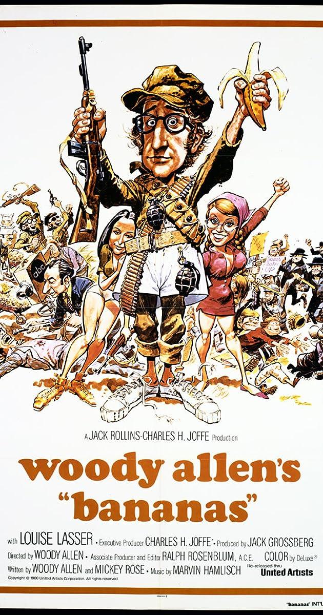 Watch Full HD Movie Bananas (1971)