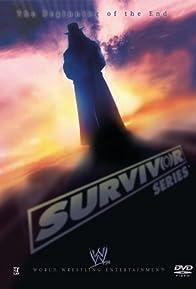 Primary photo for WWE Survivor Series
