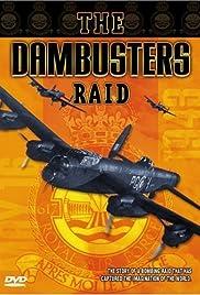 The Dambusters Raid Poster