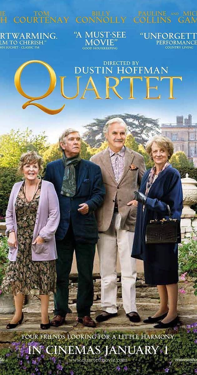 Quartet (2012) - IMDb