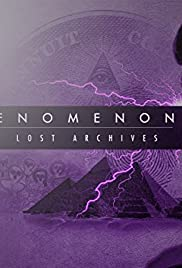 Phenomenon: The Lost Archives Poster