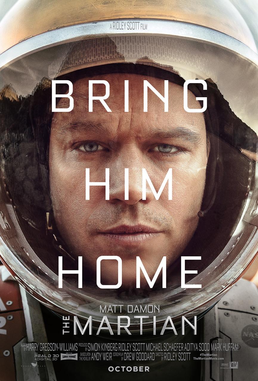 The Martian (2015) BluRay 480p, 720p, 1080p & 4K-2160p