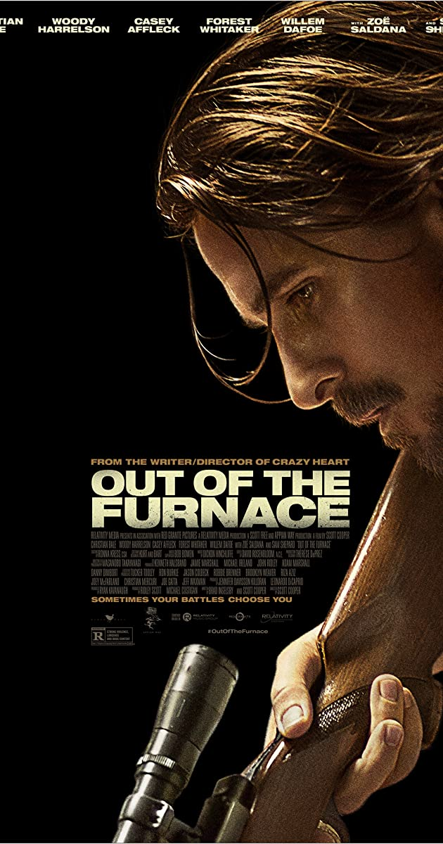 Subtitle of Out of the Furnace