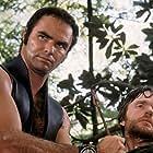 Burt Reynolds and Bill McKinney in Deliverance (1972)
