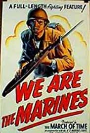 We Are the Marines Poster