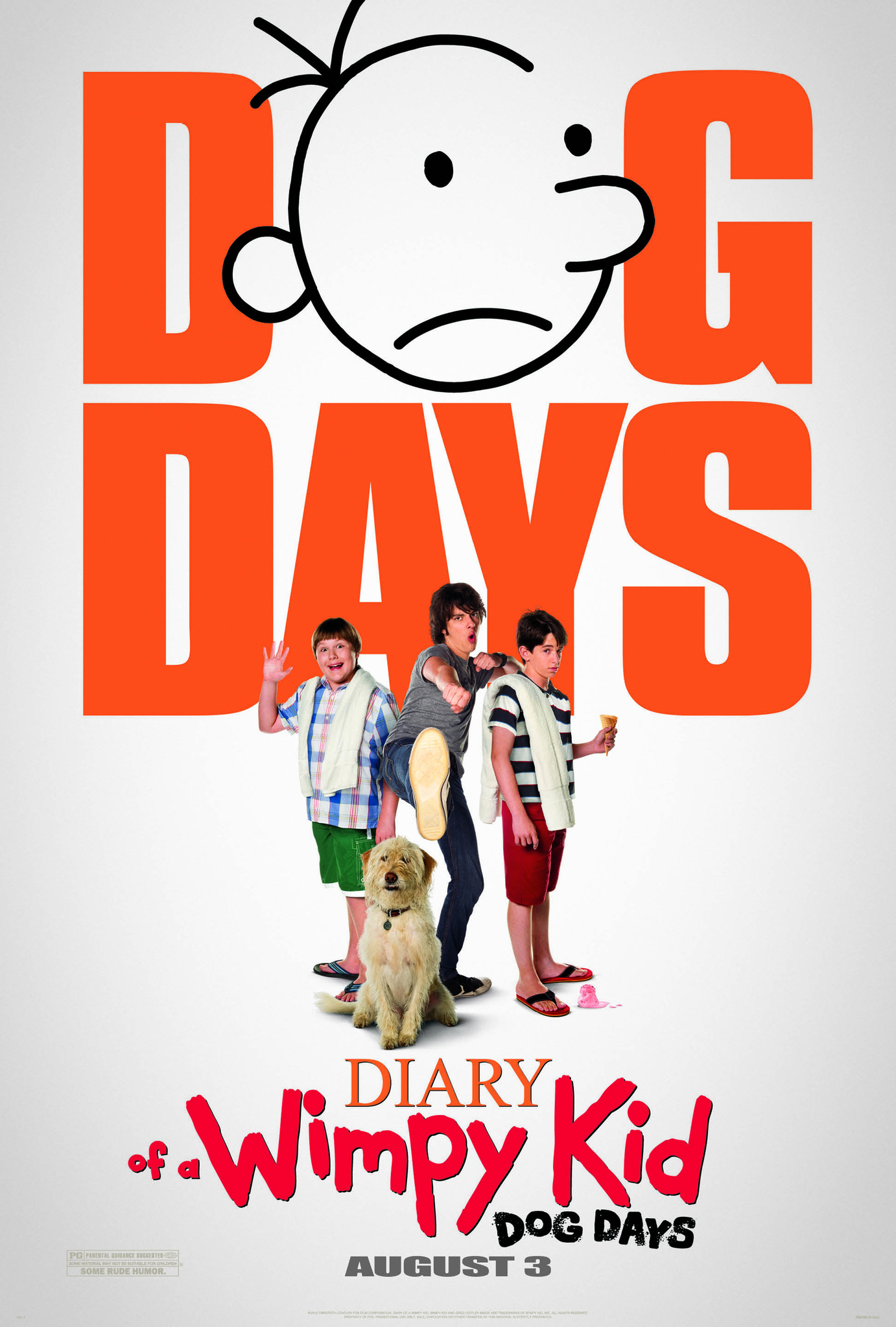 Diary of a wimpy kid dog days 2012 photo gallery imdb solutioingenieria Image collections