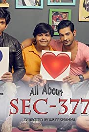 All About Section 377 Poster