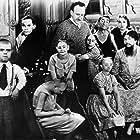 Jerry Austin, Tod Browning, Johnny Eck, Elizabeth Green, Martha Morris, Peter Robinson, Olga Roderick, Schlitze, Elvira Snow, and Jenny Lee Snow in Freaks (1932)