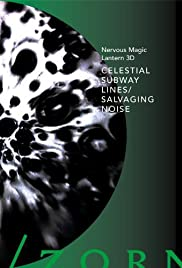 Celestial Subway Lines/Salvaging Noise Poster