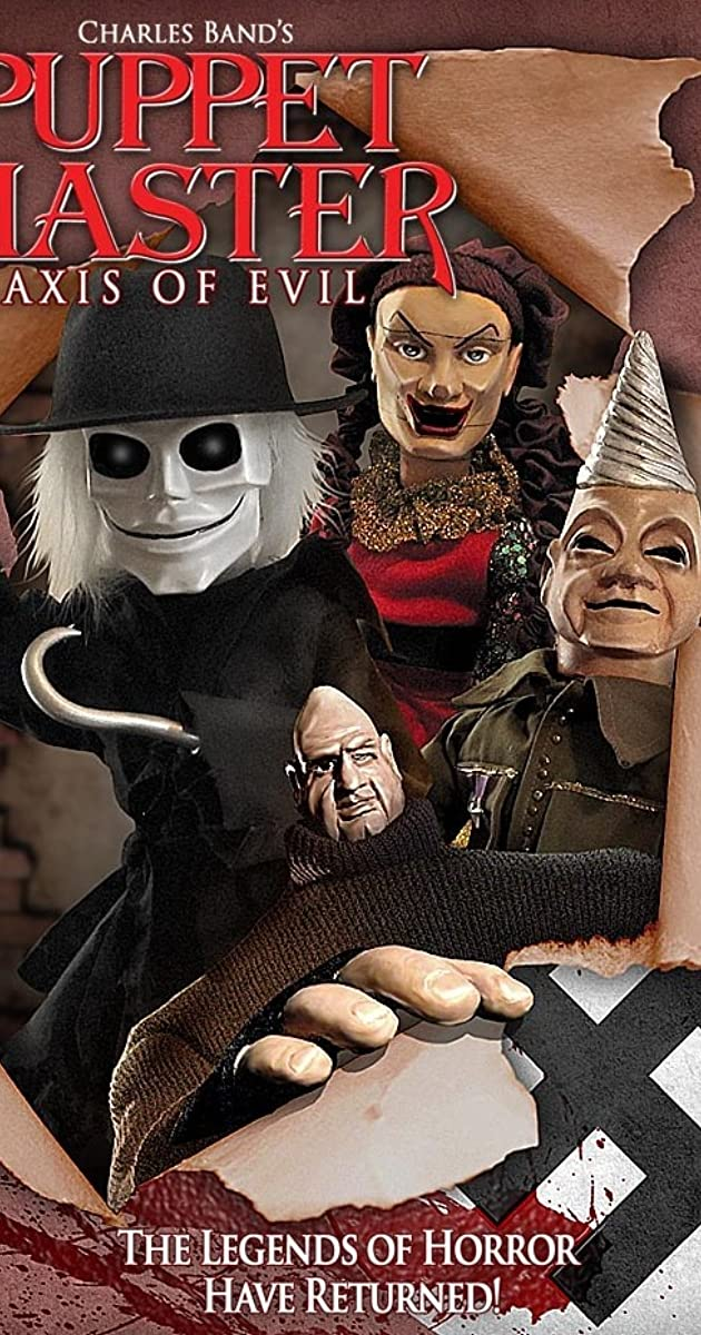 Puppet Master: Axis of Evil (Video 2010) - IMDb