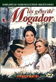 Les gens de Mogador Poster