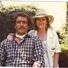 Lee Horsley with veteran director Barbara Peeters.