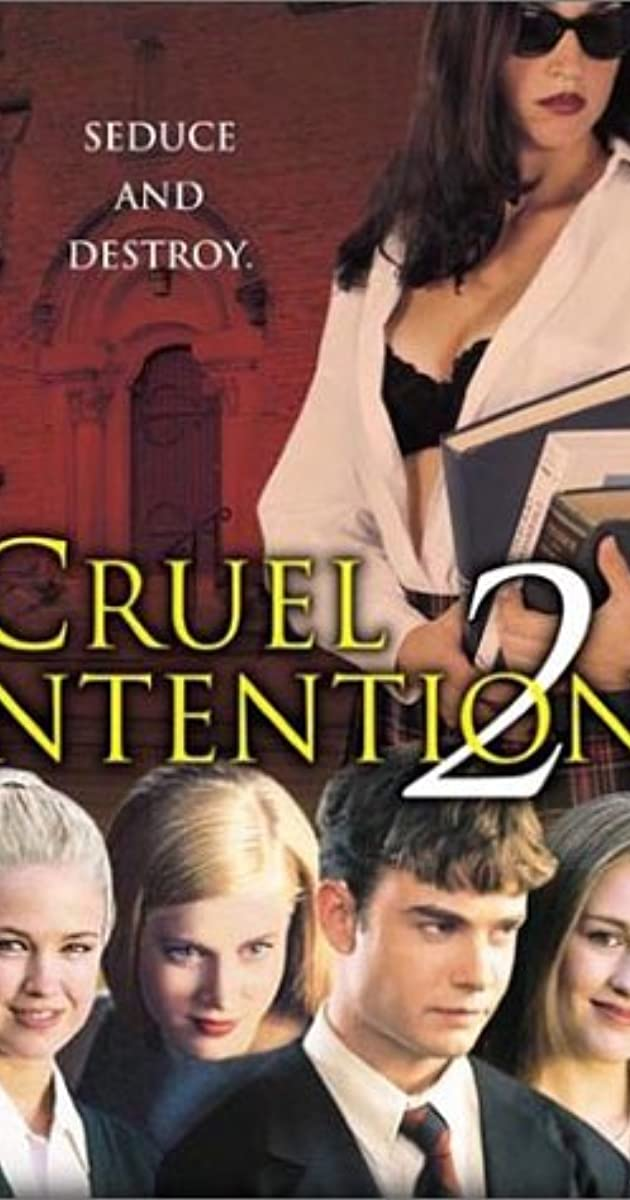 Cruel intentions 2 orgasm video