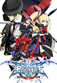 BlazBlue: Alter Memory Poster