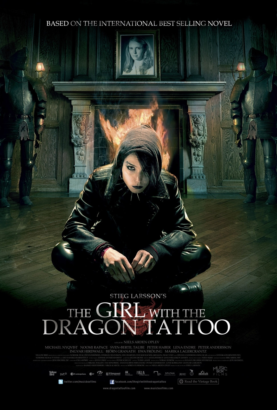 [18+] The Girl with the Dragon Tattoo (2009) Dual Audio 720p BluRay [Hindi – English] ESubs | Watch Online | Download