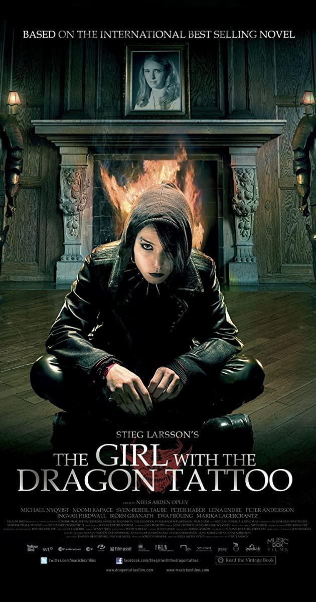 Watch Full HD Movie The Girl with the Dragon Tattoo (2009)