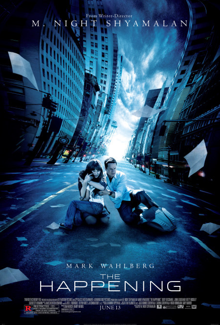 The Happening (2008) 720p BRRip Esub