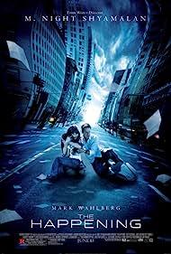 Mark Wahlberg, Zooey Deschanel, and Ashlyn Sanchez in The Happening (2008)