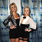 AJ Michalka and Aly Michalka at an event for The 37th Annual People's Choice Awards (2011)