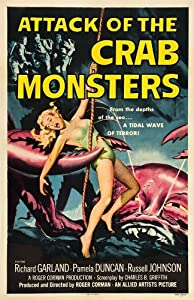 Watch online movie hollywood free Attack of the Crab Monsters [mov]