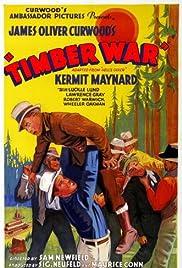 Timber War Poster