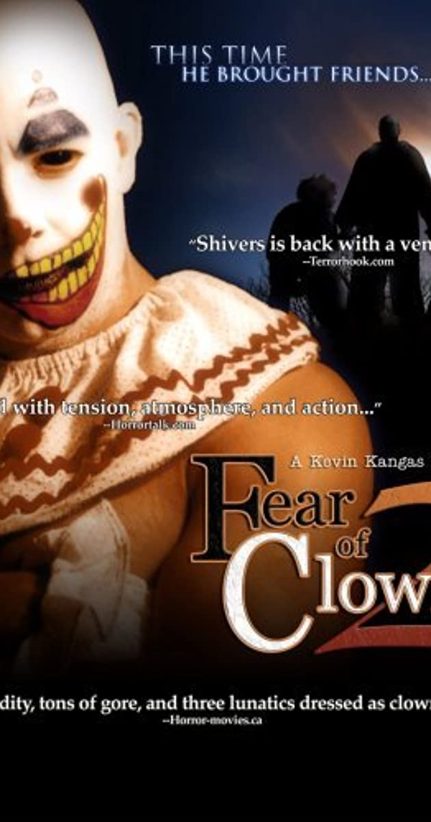 Subtitle of Fear of Clowns 2
