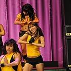 Comfort Fedoke and Katee Shean in Glee (2009)