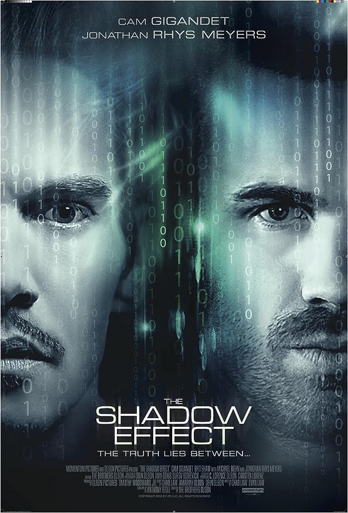 ปกหนัง คืนระห่ำคนเดือด The Shadow Effect