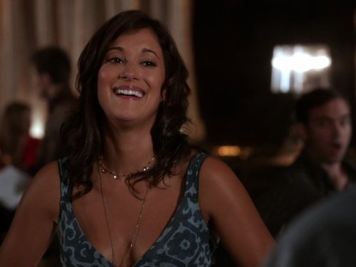 Angelique Cabral in Free Agents (2011)