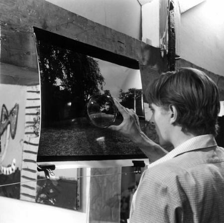"""""""Blowup"""" David Hemmings 1966 MGM"""