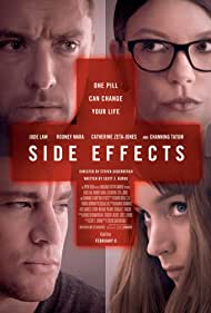 Jude Law, Catherine Zeta-Jones, Channing Tatum, and Rooney Mara in Side Effects (2013)