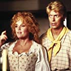 David Bowie and Madeline Kahn in Yellowbeard (1983)