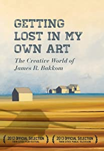 HD movies 720p download Getting Lost In My Own Art: The Creative World of James Bakkom [640x352]