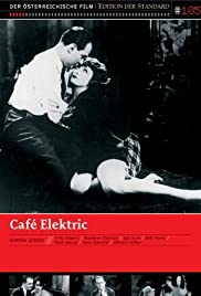 Cafe Electric Poster