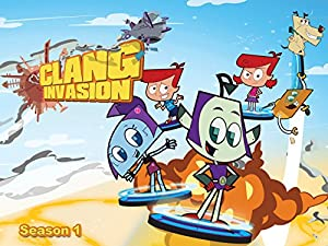 Where to stream Clang Invasion