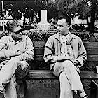 Tom Hanks and Robert Zemeckis in Forrest Gump (1994)