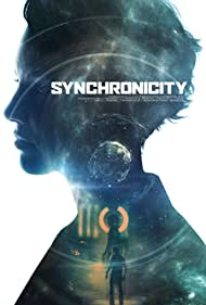 Chad McKnight and Brianne Davis in Synchronicity (2015)