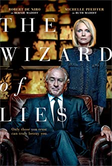 The Wizard of Lies (2017 TV Movie)