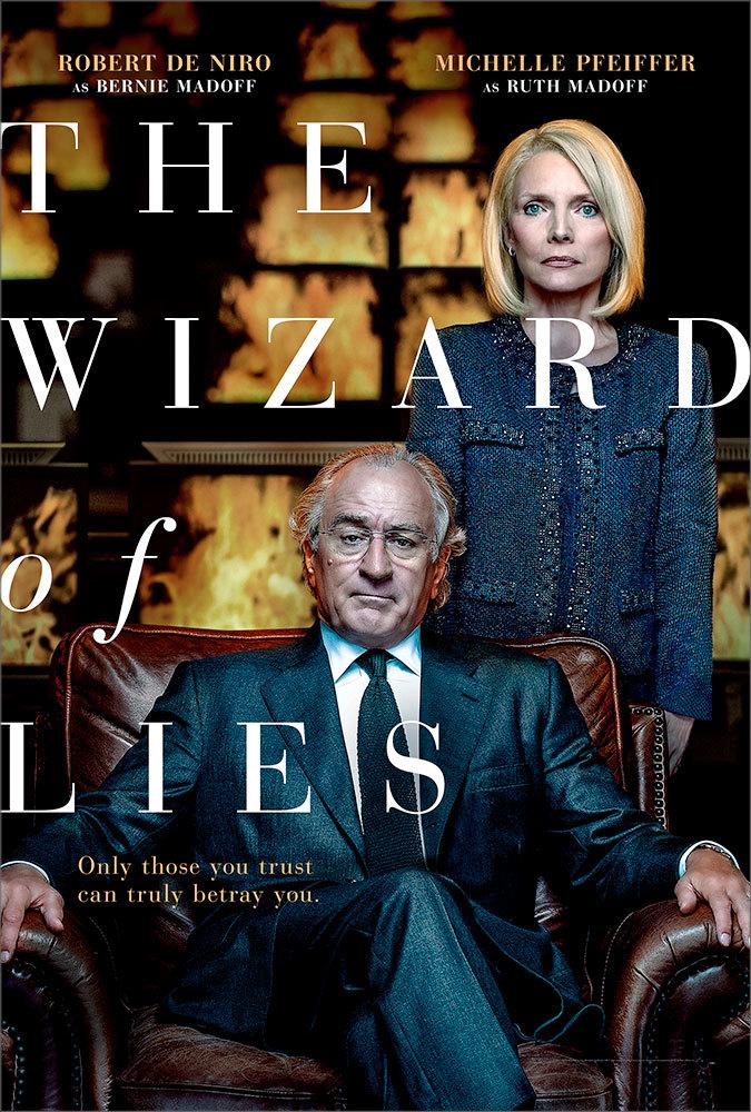 MELO BURTININKAS (2017) / THE WIZARD OF LIES
