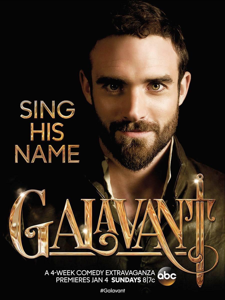 Joshua Sasse in Galavant (2015)