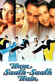 Watch Movie  Hum Saath-Saath Hain: We Stand United (1999)