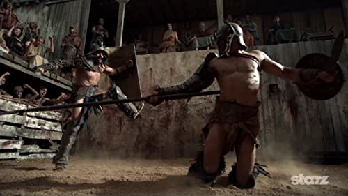 """A preview trailer for the Starz original series """"Spartacus: Gods of the Arena,"""" premiering January 21, 2011."""