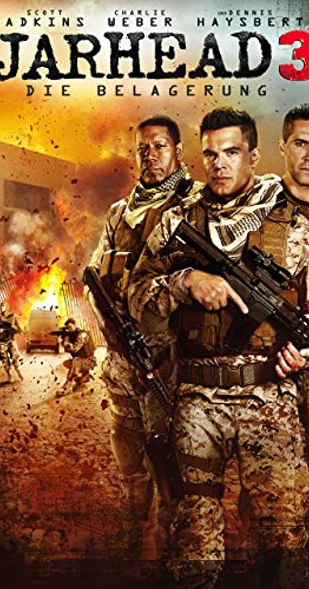 Desantininkai 3: Apgultis / Jarhead 3: The Siege (2016) Online