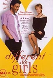 Different for Girls (1996) Poster - Movie Forum, Cast, Reviews